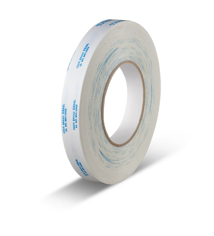 Double-Sided Tape-Tissue Backing